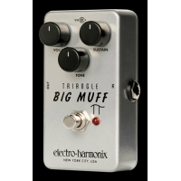 Electro-Harmonix Big Muff Triangle Distortion/Sustainer