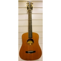 Tanglewood TW15 Baby All Solid Travel Acoustic Guitar In Natural
