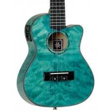 Tanglewood TWT23E, Concert Ukulele, Tahitian Coral Gloss