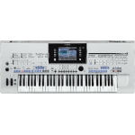 Yamaha Tyros 4 Keyboard With TRS-MS04 Speaker System, Secondhand
