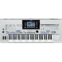 Yamaha Tyros 4 Keyboard With TRS-MS04 Speaker System - Mint, Secondhand