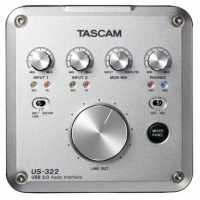 Tascam US322 Audio Interface