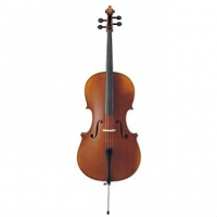 Yamaha VC7SG Cello With Cover & Bow