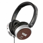 Vox Amphones AC30 Headphones with built-in Amplug