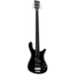 Rockbass Streamer LX4 Fretless Bass, Black, Secondhand