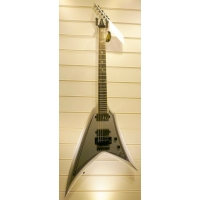 Washburn WV40 Pro E Electric Guitar in Metallic Silver
