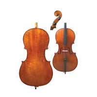 Eastman Concertante Antiqued Cello (Stradivari), Instrument Only (CI020)