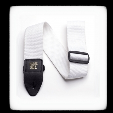 Ernie Ball PolyPro Guitar Strap White