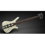 Warwick RB Corvette Basic 5 Solid, Racing White High Polish