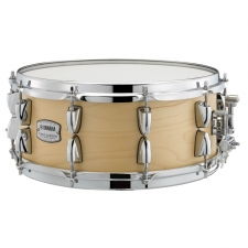 "Yamaha 14""x5.5'' Snare Drum for TMP2F4+ Tour Custom in Butterscotch Satin"