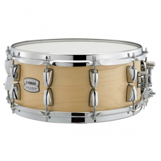 Yamaha Tour Custom 14 x 5.5'' Snare Drum in Butterscotch Satin