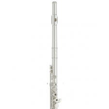 Yamaha YFL-272SL Open Hole Flute With Precious Metal Lip Plate & Case