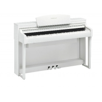 Yamaha CSP170 Clavinova in Satin White