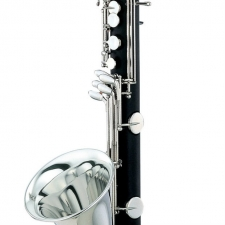 Yamaha YCL-221 Bb Bass Clarinet With Mouthpiece & Case (YCL221IIS)