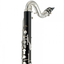 Yamaha YCL-622 Mk2 Bass Clarinet With Mouthpiece & Case (YCL622II)