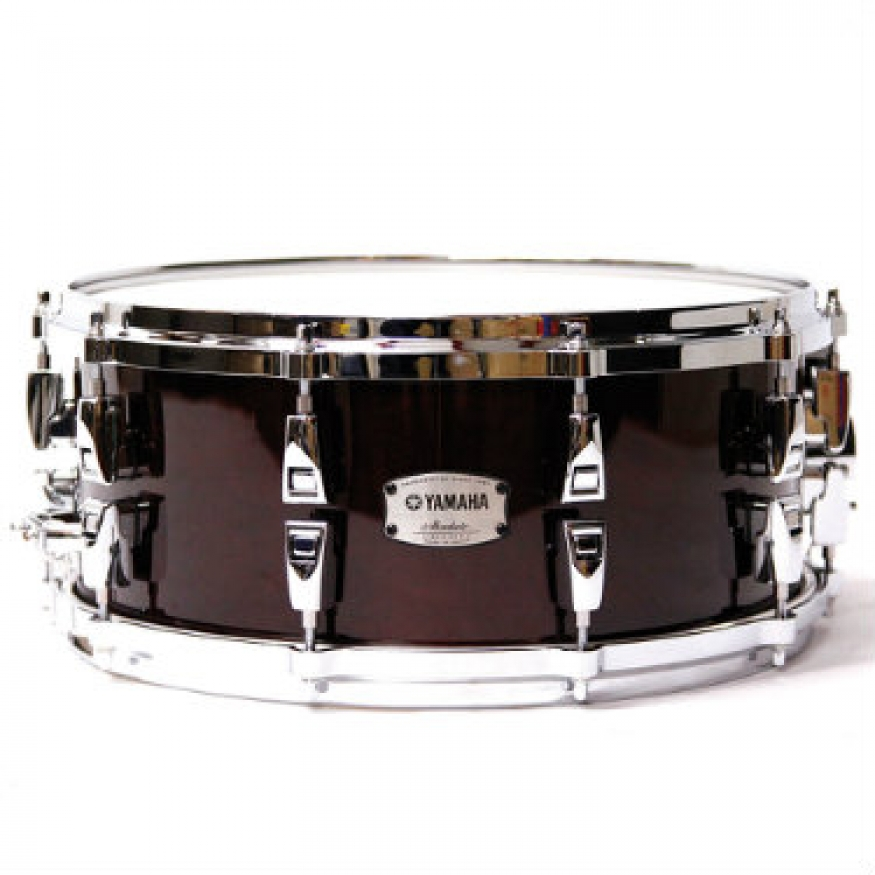 Yamaha absolute hybrid snare 14x6 in classic walnut at for Classic house drums