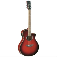 Yamaha APX500 III Electro Acoustic in Dusk Sun Red