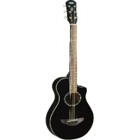 Yamaha APXT2 Mini Electro Acoustic Guitar, Black