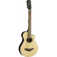 Yamaha APXT2 Mini Electro Acoustic Guitar, Natural