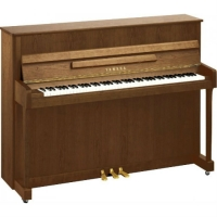 Yamaha B2 Upright Piano in Open Pore Dark Walnut Satin (B2EOPDW)