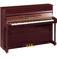 Yamaha B2 Upright Piano in Polished Mahogany (B2EPM)