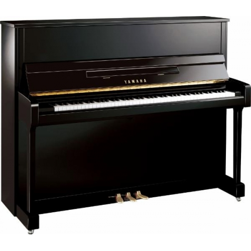 Yamaha B3 Silent Piano in Black, White, Mahogany, Walnut and Cherry