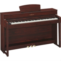 Yamaha CLP535 in Mahogany With Free Headphones & Yamaha Stool