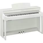 Yamaha CLP545 in White With Free Headphones & Yamaha Stool