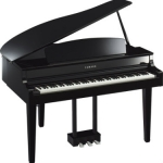 Yamaha CLP565GP Digital Grand Piano, Polished Ebony