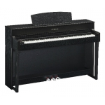 Yamaha CLP645 Clavinova Digital Piano, Black
