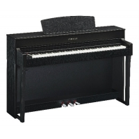 Yamaha CLP645 Clavinova Digital Piano in Black (CLP645B)