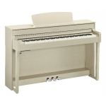 Yamaha CLP645 Clavinova Digital Piano in White Ash (CLP645WA)