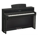 Yamaha CLP675 Clavinova Digital Piano In Black (CLP675B)