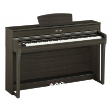 Yamaha CLP735 Clavinova Digital Piano in Dark Walnut (CLP735DW)