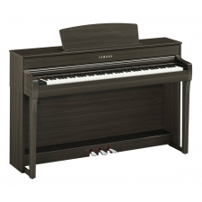 Yamaha CLP745 Clavinova Digital Piano in Dark Walnut (CLP745DW)