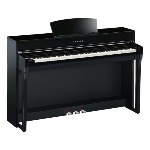 Yamaha CLP735 Clavinova Digital Piano in Polished Ebony (CLP735PE)