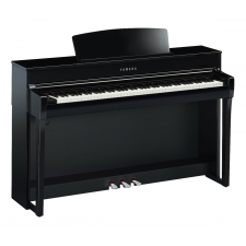 Yamaha CLP745 Clavinova Digital Piano in Polished Ebony (CLP745PE)