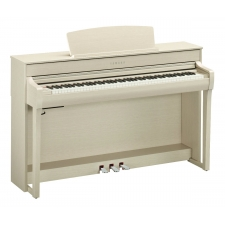 Yamaha CLP745 Clavinova Digital Piano in White Ash (CLP745WA)