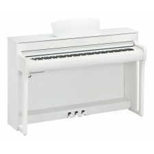 Yamaha CLP735 Clavinova Digital Piano in White (CLP735WH) BOXED
