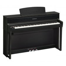 Yamaha CLP775 Clavinova Digital Piano in Satin Black (CLP775B)
