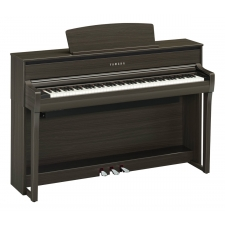 Yamaha CLP775 Clavinova Digital Piano in Dark Walnut (CLP775DW)