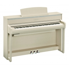 Yamaha CLP775 Clavinova Digital Piano in White Ash (CLP775WA)
