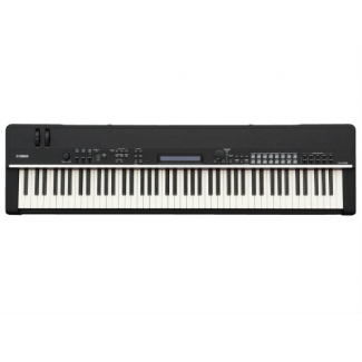 Yamaha CP4 Stage Piano in Black
