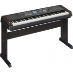 Yamaha DGX650 Piano Style Keyboard, Black, Display Model