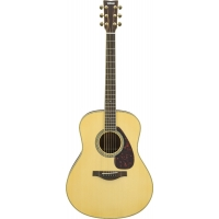 Yamaha LL6 Acoustic Guitar, Natural, Secondhand