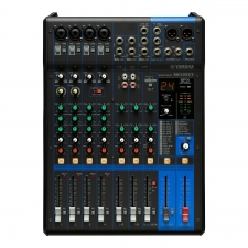 Yamaha MG10XUF Analog USB Mixer with Faders