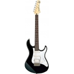 Yamaha Pacifica 012 Electric Guitar HSS in Black