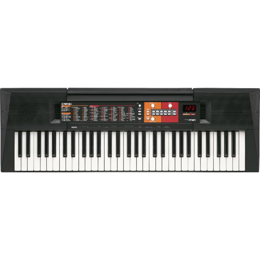 Yamaha psrf51 portable keyboard at promenade music for Www yamaha keyboards