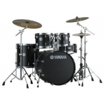 Yamaha Stage Custom Birch SCB0F5 NW Drumkit in Black