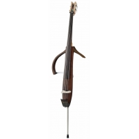 Yamaha SLB300 Silent Electric 3/4 Jazz Double Bass With Soft Case